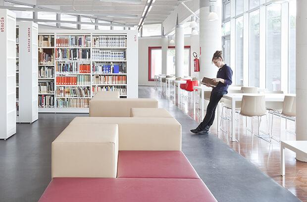 Biblioteca Rosignano Marittimo 1